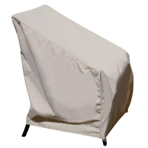 High Back Water Resistant Chair Cover by Treasure Garden