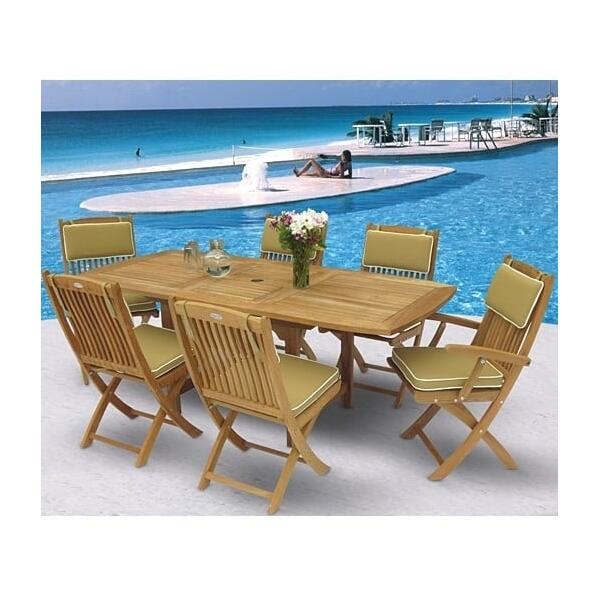 Sailor Teak Dining by Royal Teak Collection