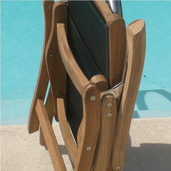 Florida Teak - Black by Royal Teak Collection