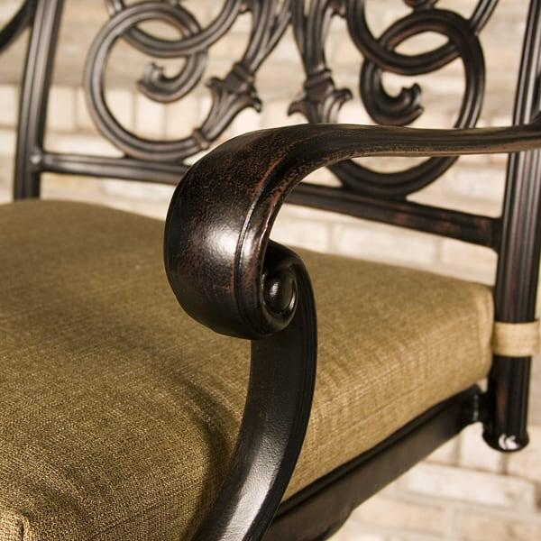 St. Augustine Bar Stool by Hanamint