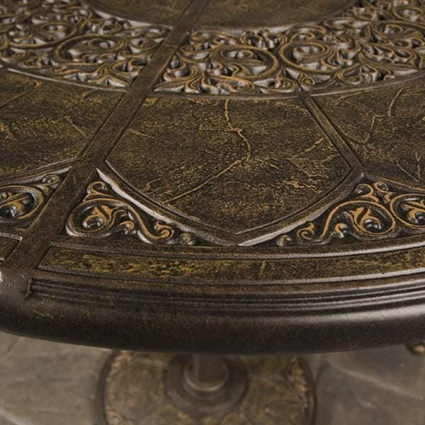 St. Moritz Tables by Hanamint