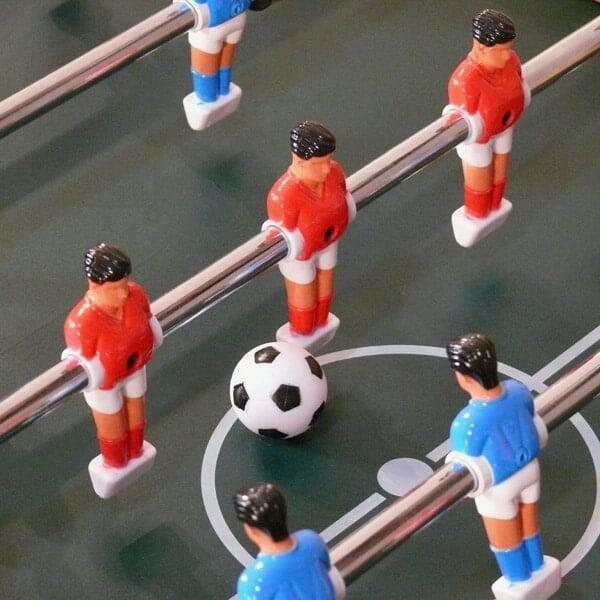 Classic Foosball Table by Vortex Game Tables