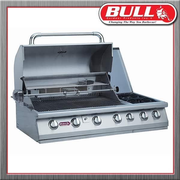 7 Burner Premium Grill Head - Propane by Bull Grills