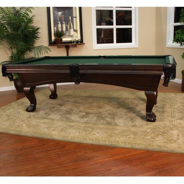 Memphis Pool Table
