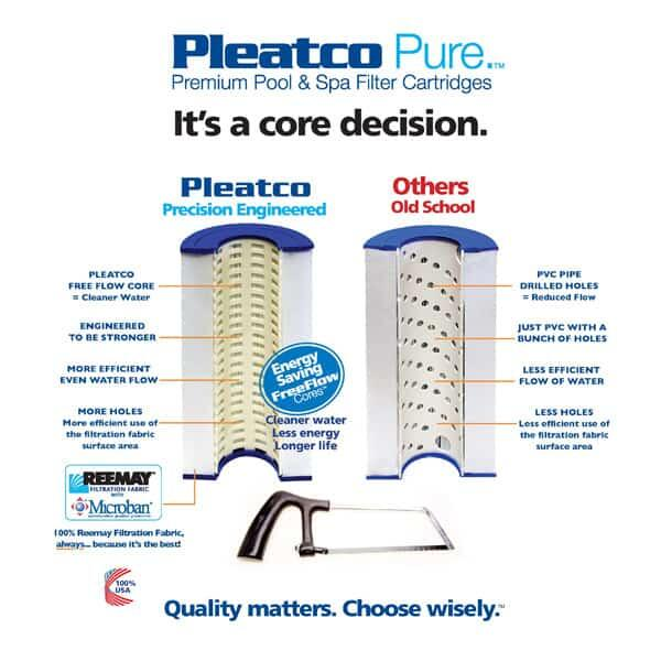 Dream Maker Spas Replacement Filters by Pleatco