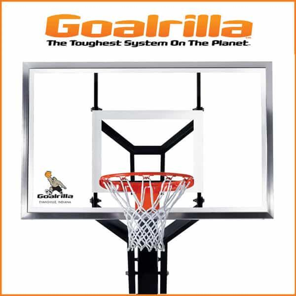 Goalrilla Gs72c Basketball Goal From The Basketball Goal