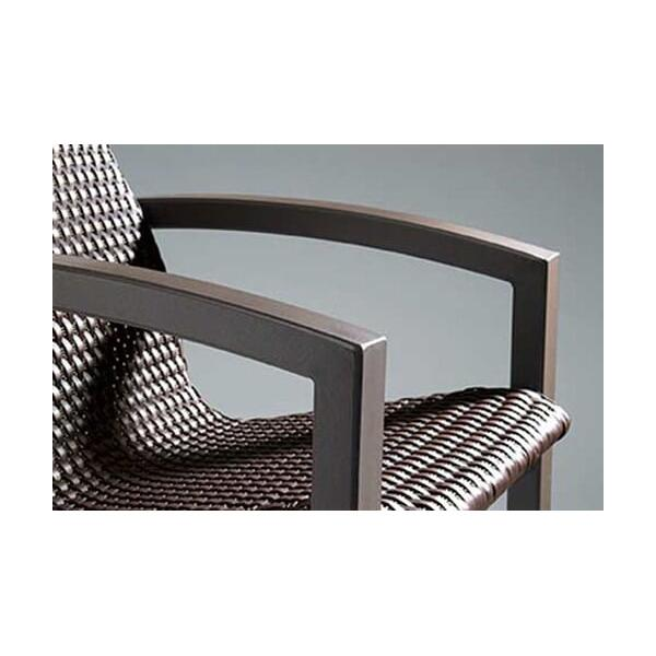 Lakeside Woven Chaise Lounge by Tropitone