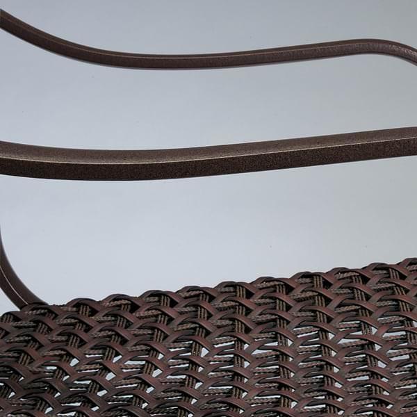 Palladian Lattice Chaise Lounge by Tropitone