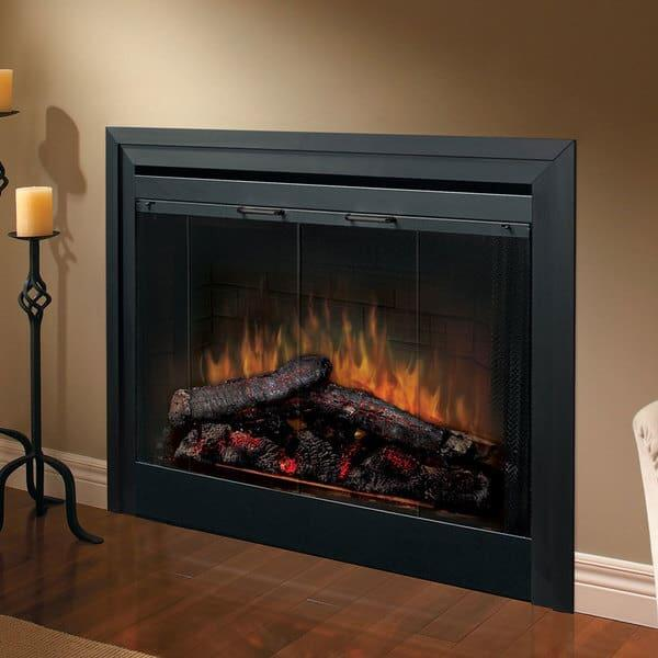 "33"" Built-In Electric Firebox by Dimplex"