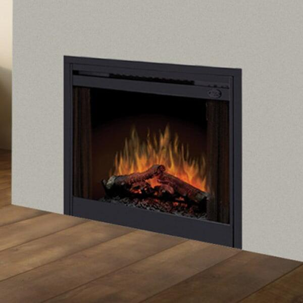 "33"" Slim Line Built-In Firebox by Dimplex"