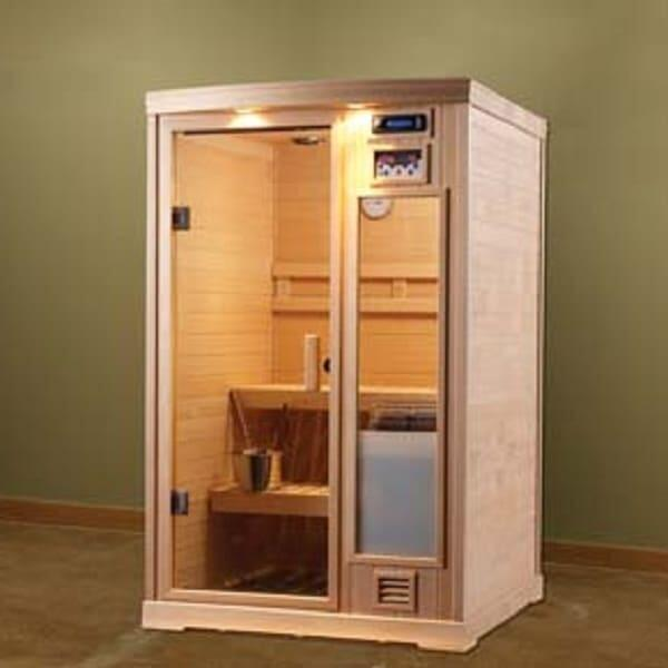 passport 2 person sauna. Black Bedroom Furniture Sets. Home Design Ideas