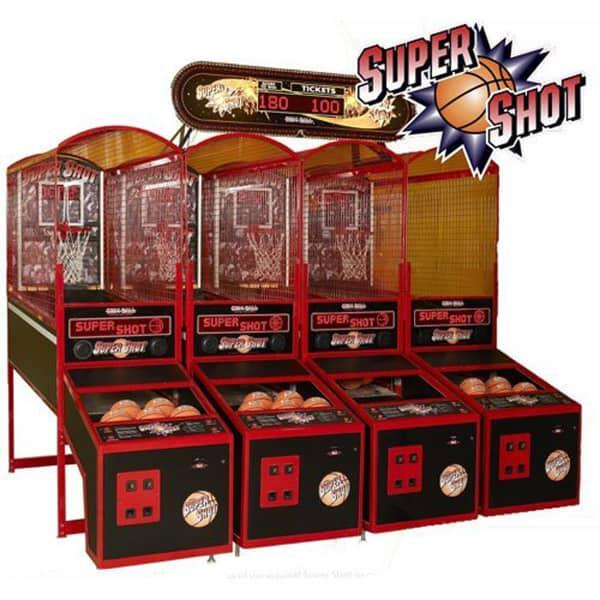 Super Shot by Skee Ball