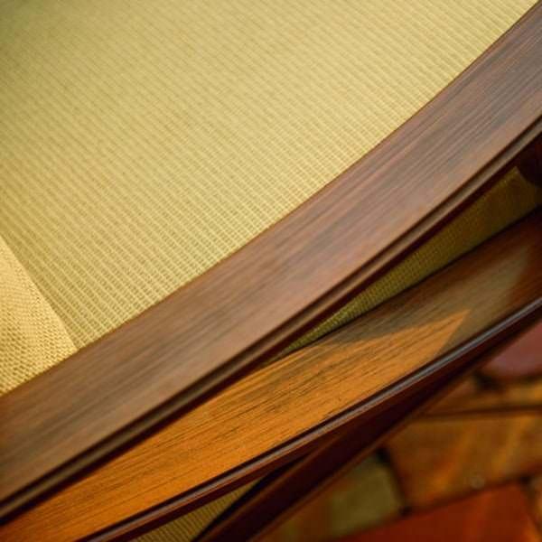 Arkadia Chaise Lounge by Woodard