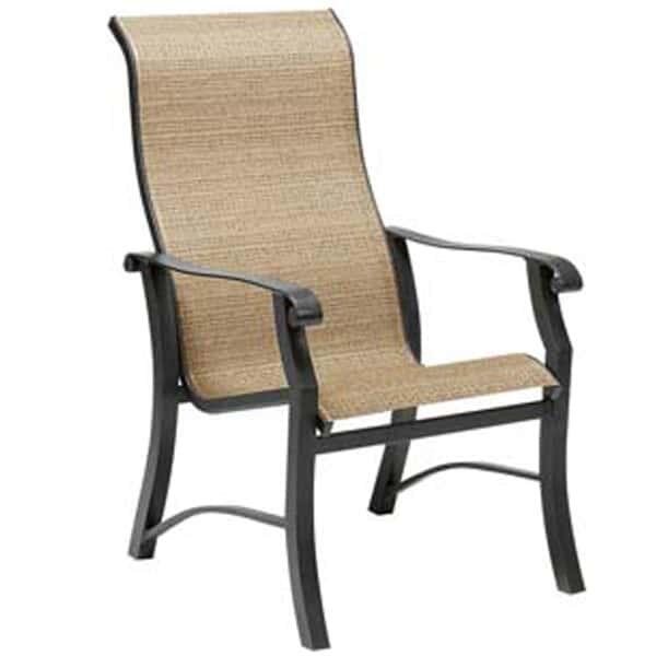Cortland Sling Dining by Woodard