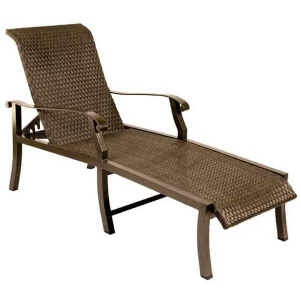 Cortland Woven Deep Seating by Woodard