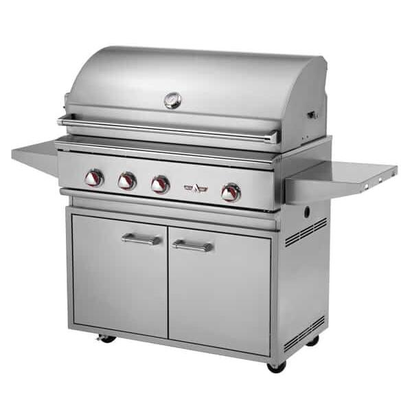 "38"" Outdoor Gas Grill by Delta Heat"