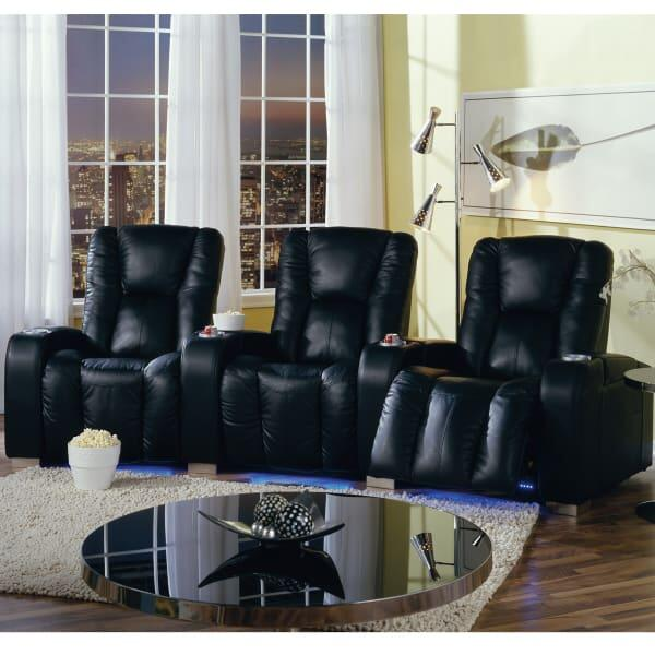 Media Home Theater Seating By Paliser