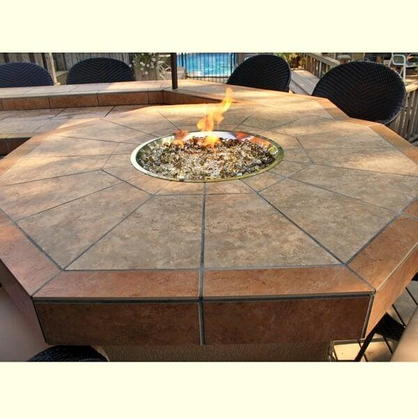 Spencer Fire Pit Project by Leisure Select