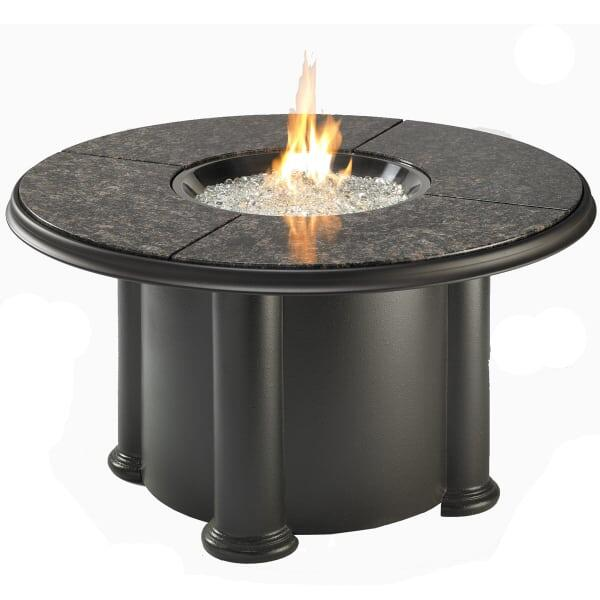 Grand Colonial Fire Pit Table