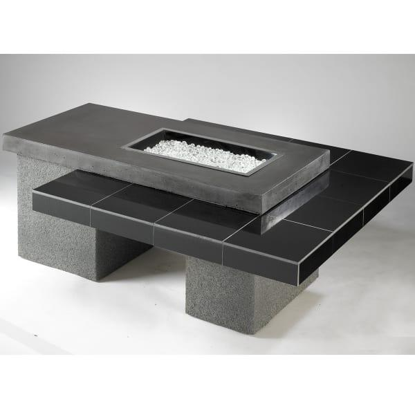 Uptown Fire Pit Table by Outdoor GreatRoom