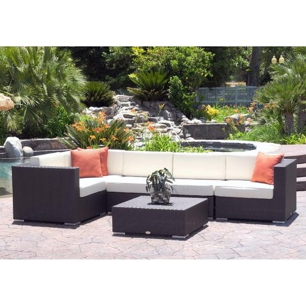 Dijon Sectional by Caluco