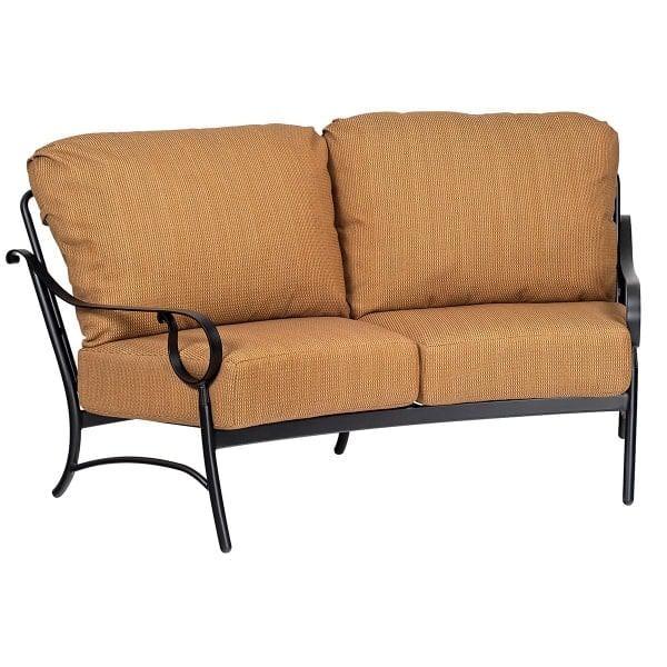 Ridgecrest Cushion Deep Seating by Woodard