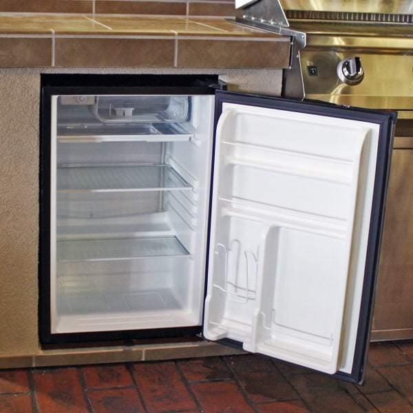 Locking Refrigerator by Titan Grills