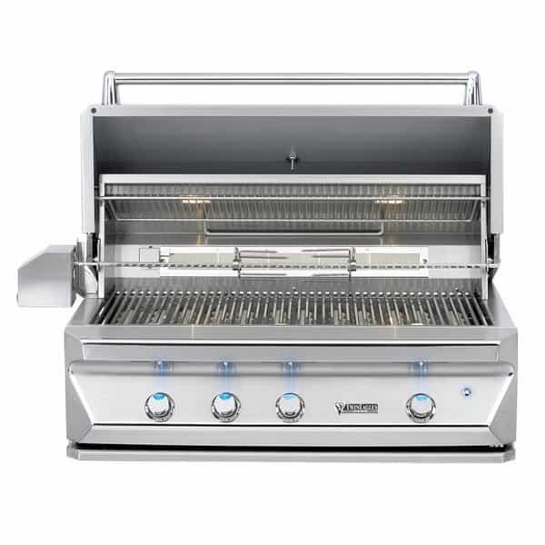 "42"" Gas Grill with Base by Twin Eagles Grills"