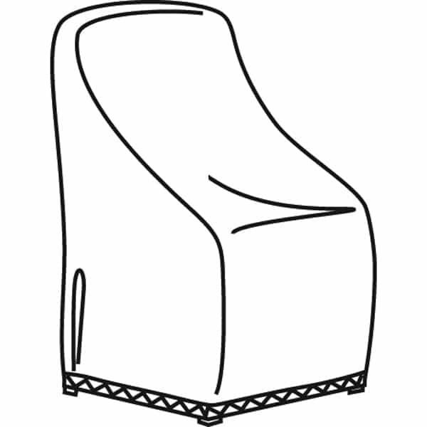 Recliner Chair Cover by Treasure Garden