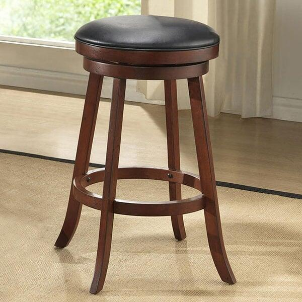 24 Quot Backless Counter Stool