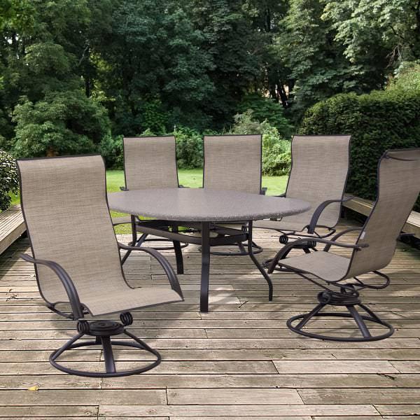 Palisade sling for Homecrest outdoor furniture