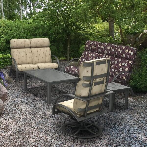 Bellaire Cushion Deep Seating by Homecrest