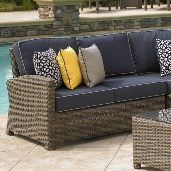 Bainbridge Deep Seating Sectional
