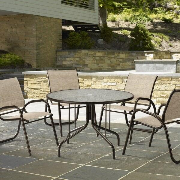 Gardenella Sling Dining by Telescope Casual
