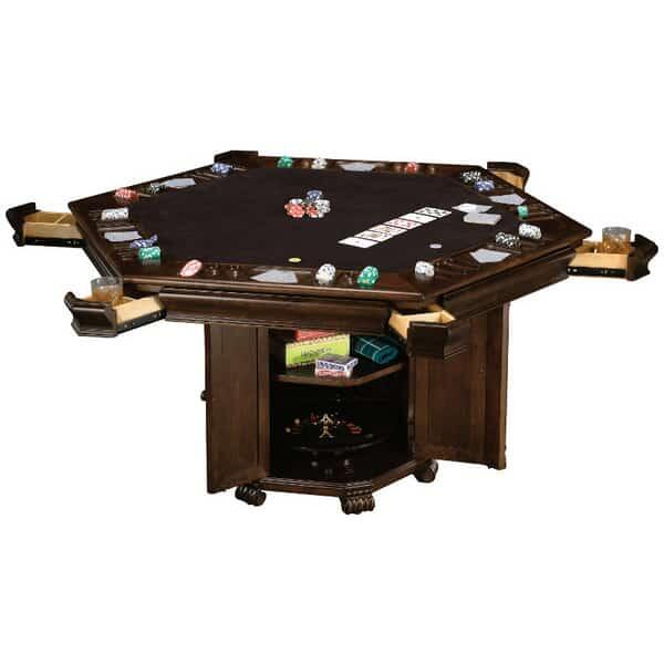 Niagara Pub & Game Table by Howard Miller