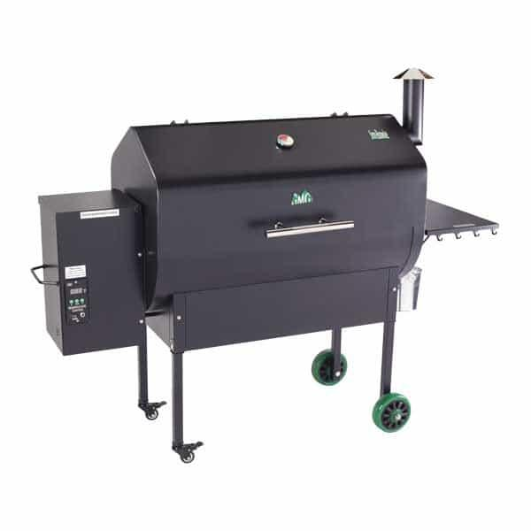 Jim Bowie Stainless Steel Pellet Grill by Green Mountain