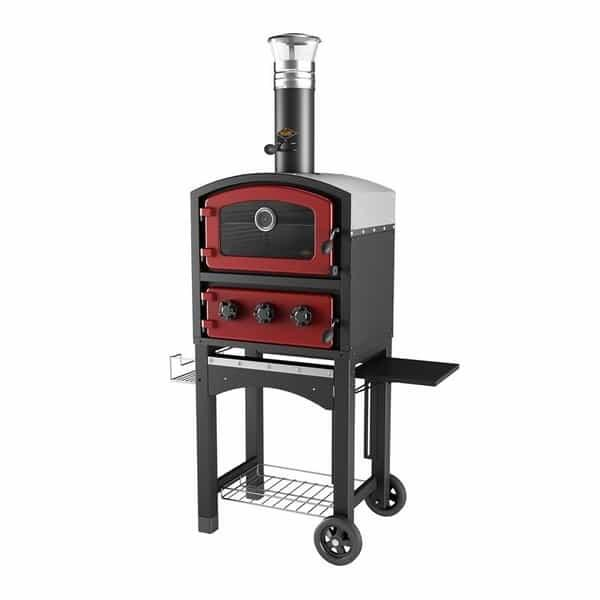 Fornetto Wood Fired Oven & Smoker by Fornetto