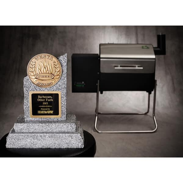 Davy Crockett Ultimate Tailgater Pellet Grill by Green Mountain