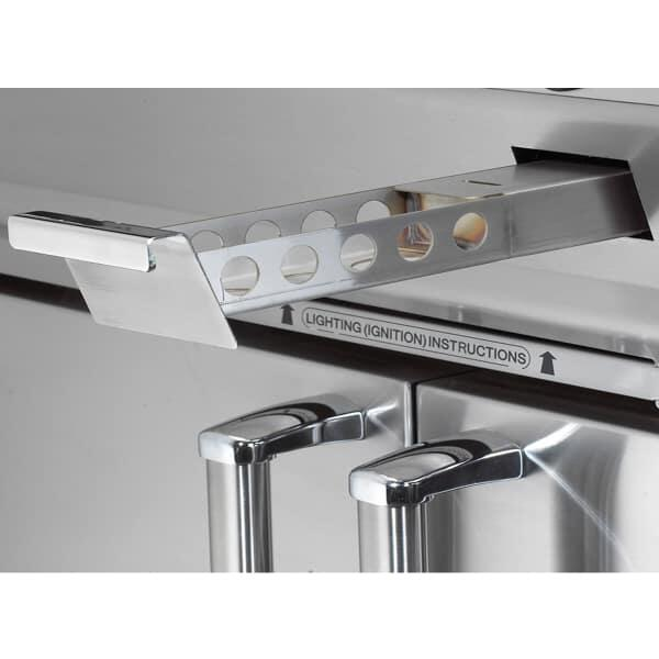 Echelon Diamond E660S Grill with Side Burner by Fire Magic Grills