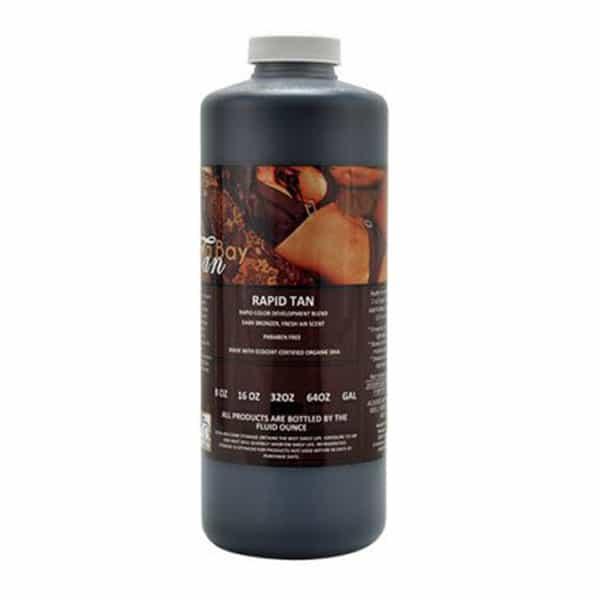 Rapid Tan Spray Tan Solution by Tampa Bay Tan