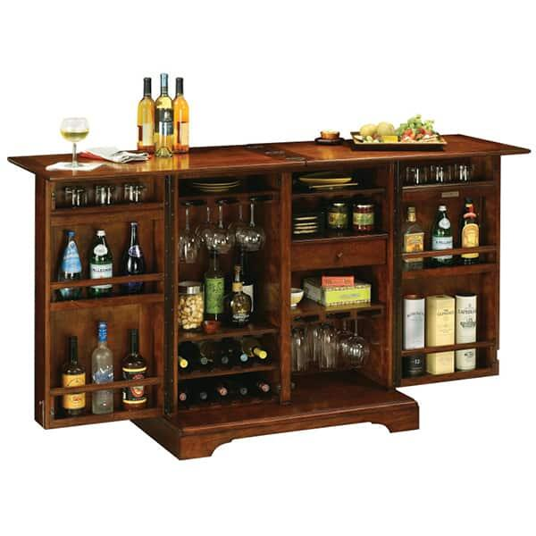 Lodi Wine & Bar Cabinet by Howard Miller