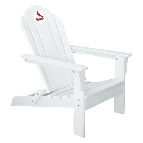 Adirondack Chair - Cardinals by Imperial International