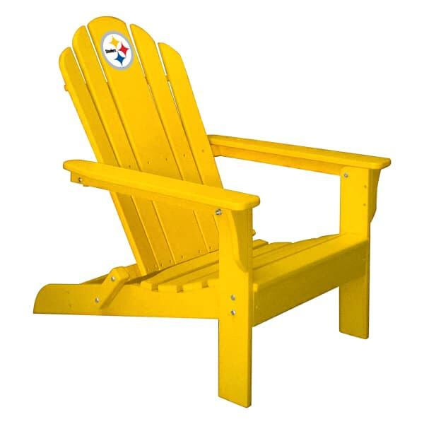 Adirondack Chair - Steelers by Imperial International