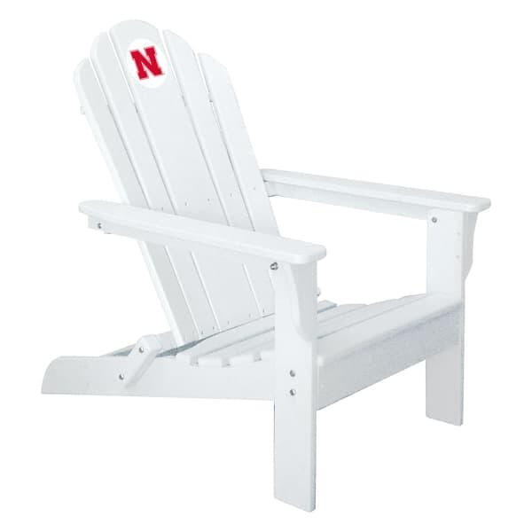 Adirondack Chair - University of Nebraska by Imperial International