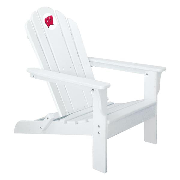 Adirondack Chair - University of Wisconsin by Imperial International