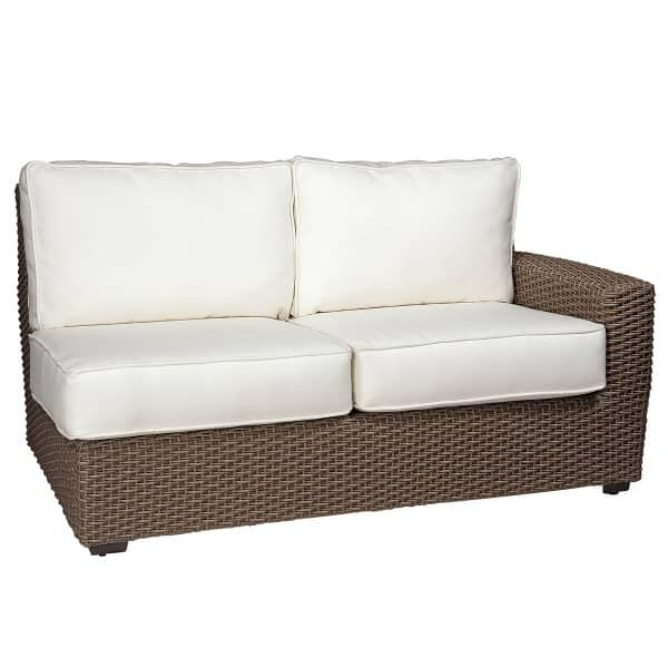 Augusta Sectional Deep Seating by Woodard