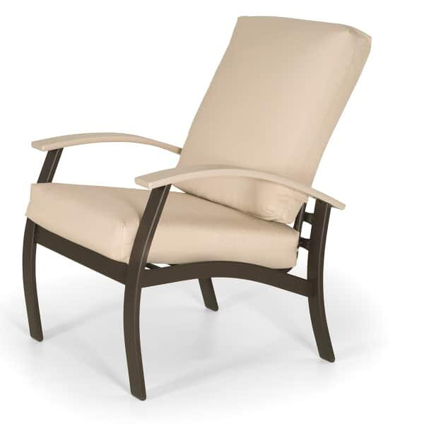Belle Isle Cushion Deep Seating Arm Chair
