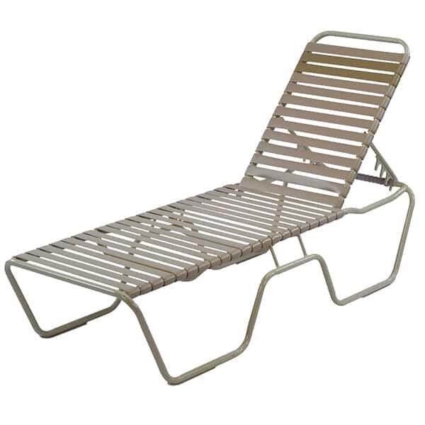 Country Club Strap Chaise by Windward