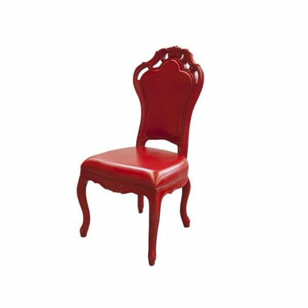 Giovanna Chair - Red by Polart