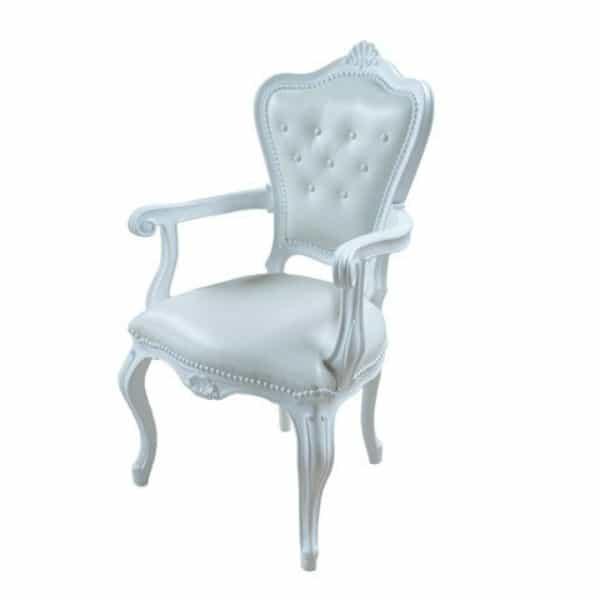 Lazy Eleonora Chair - White by Polart